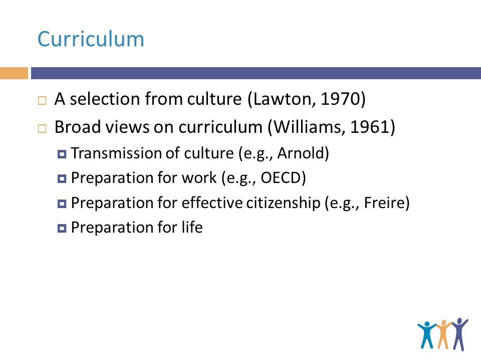 Principles of curriculum design A good curriculum is: Balanced Rigorous Coherent Vertically integrated Appropriate Focused/parsimonious Relevant