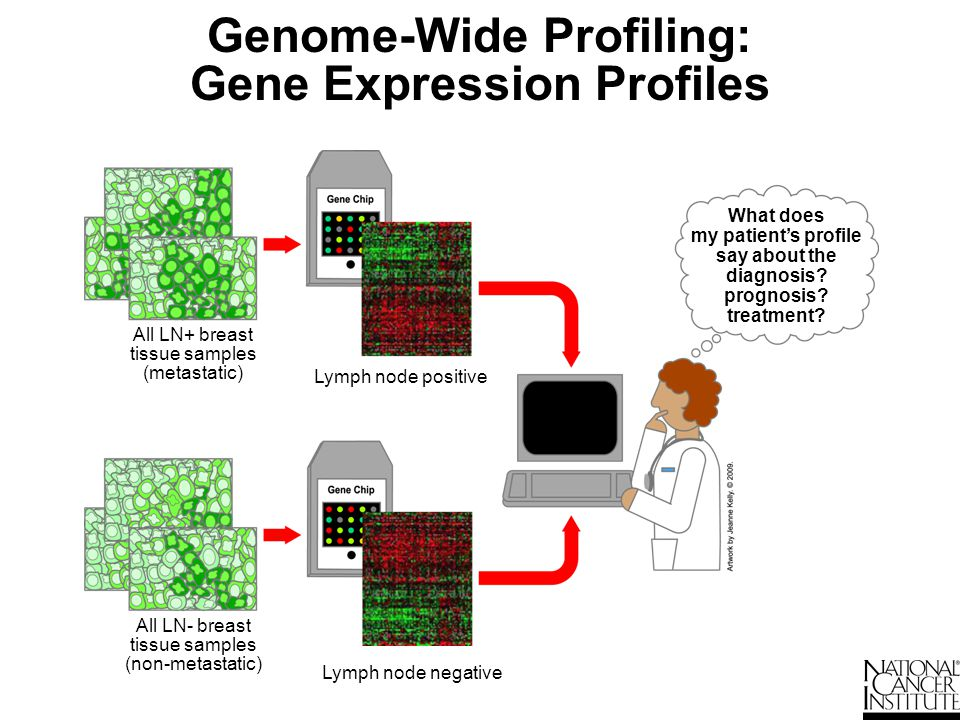 Why Is It Important To Collect Genome-Wide Profiles.