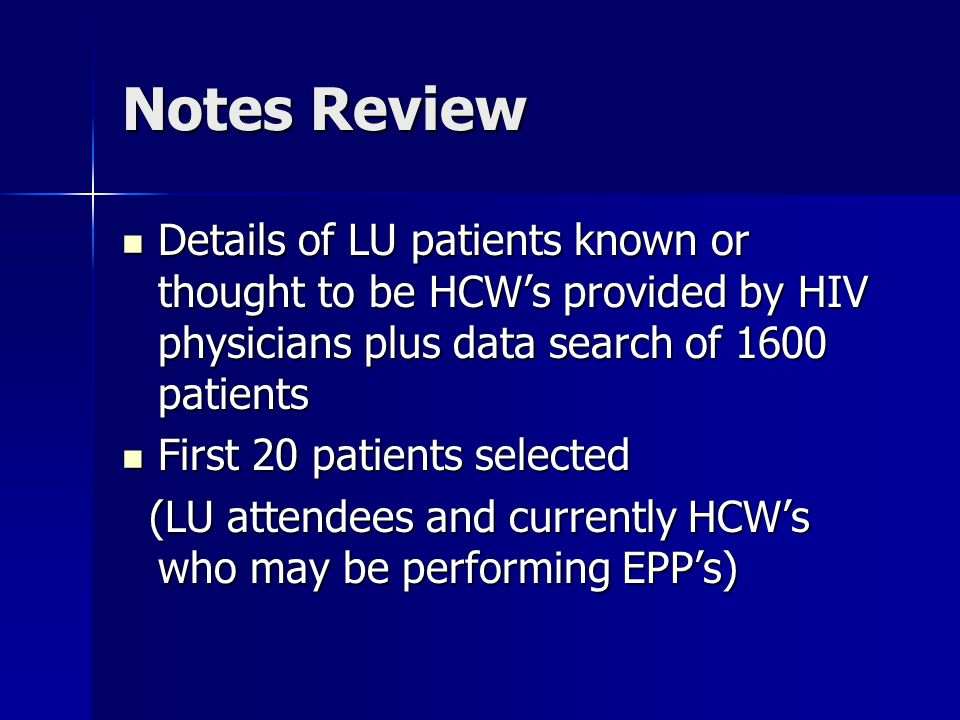 Notes Review Pro forma questions based on DOH guidelines.