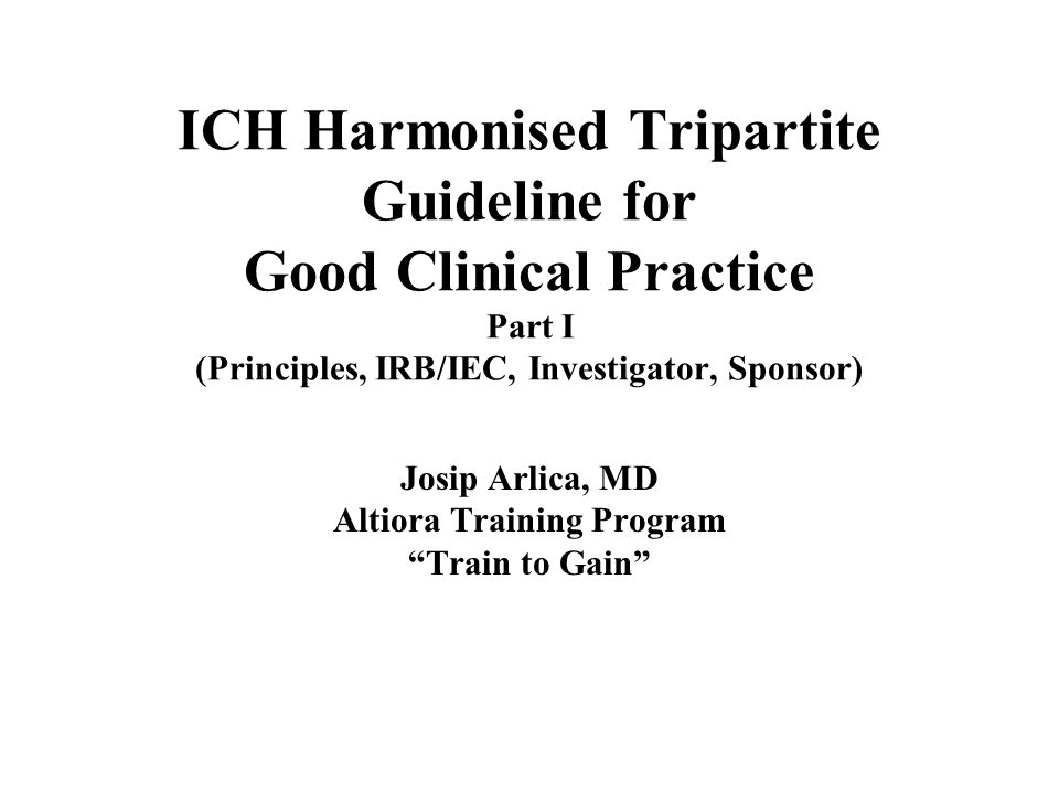 Investigator - Premature Termination or Suspension of a Trial If the trial is prematurely terminated or suspended for any reason, the investigator should: promptly inform trial subjects assure appropriate therapy and follow-up inform regulatory authorities if required by applicable regulatory authorities