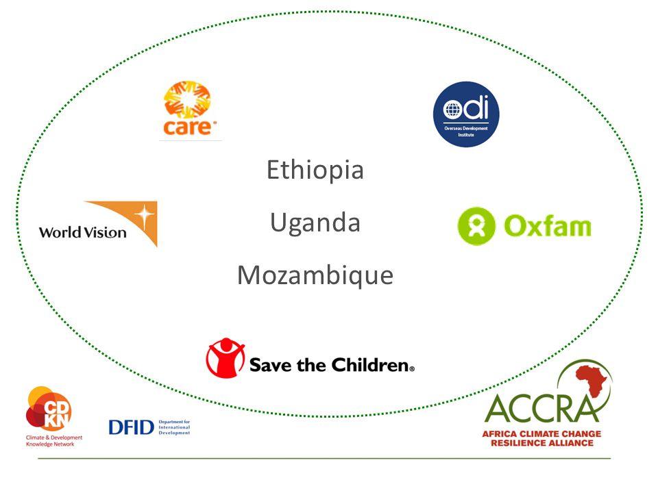 Ethiopia Uganda Mozambique