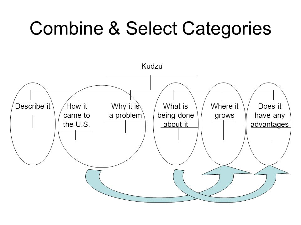 Put combined and selected categories from the tree map in a flow map.