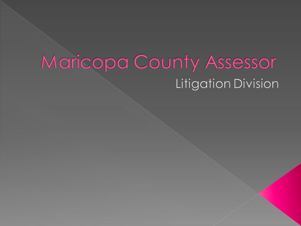  Litigation is focusing its efforts on reviewing older cases first  Special Requests: Occasionally a case must be addressed more quickly than expected › Every special request delays the processing of other cases › 30 different attorneys have filed property tax cases in the past several years.