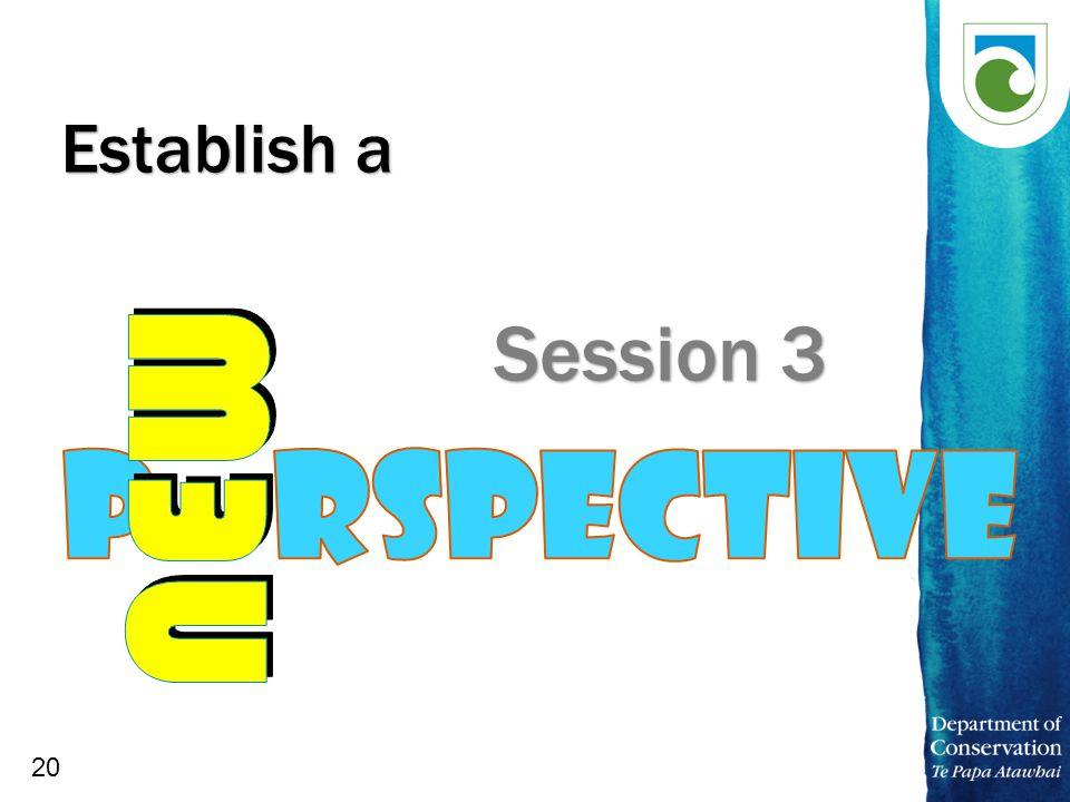 20 Establish a Session 3