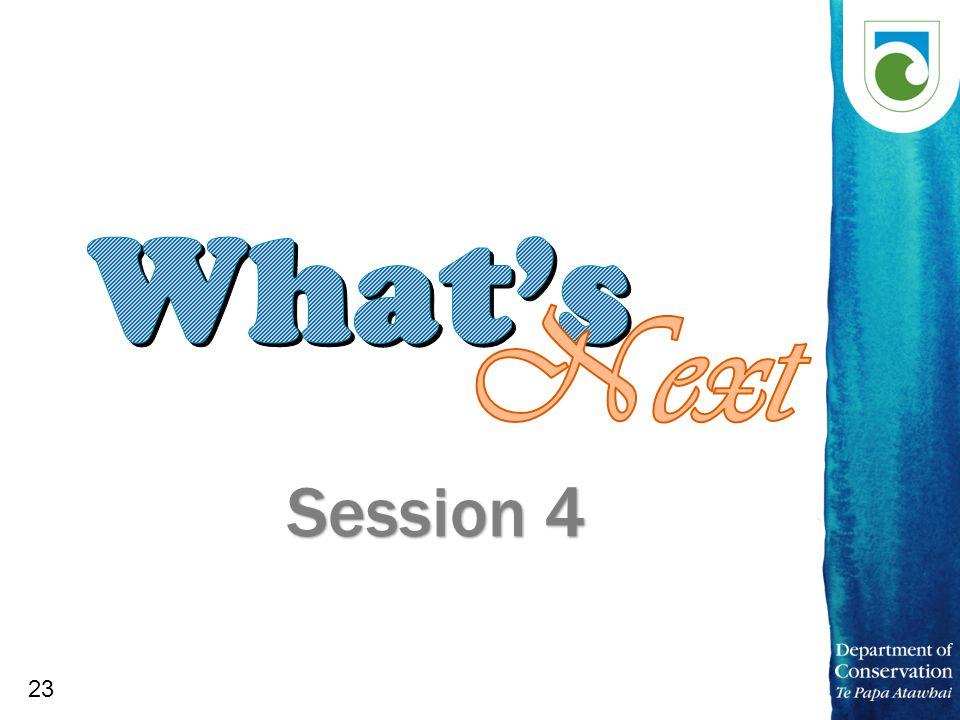23 Session 4