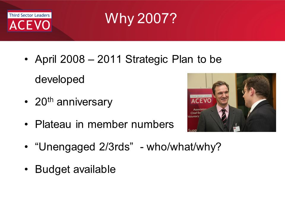 Why 2007.