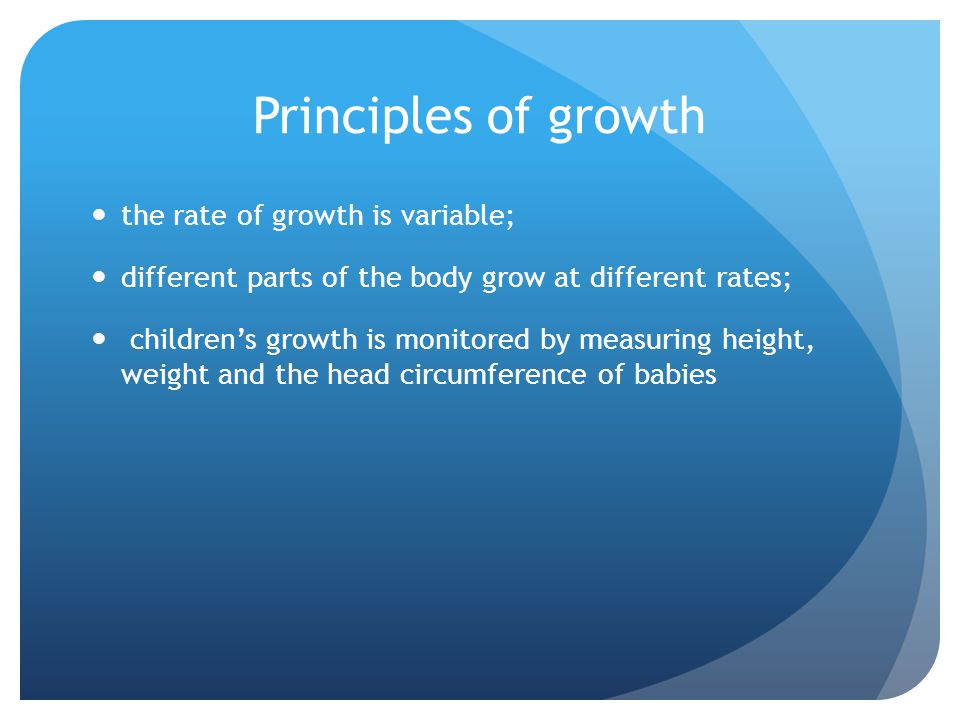 Definition of development the skills and knowledge that children gain