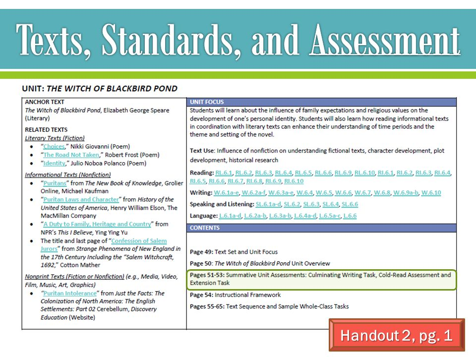 Review Component 3d: Using Assessment in Instruction from the Louisiana Teacher Performance Evaluation Rubric.
