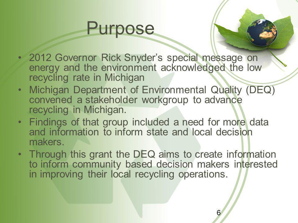 Chad Rogers 517-284-6872 rogersc1@michigan.gov