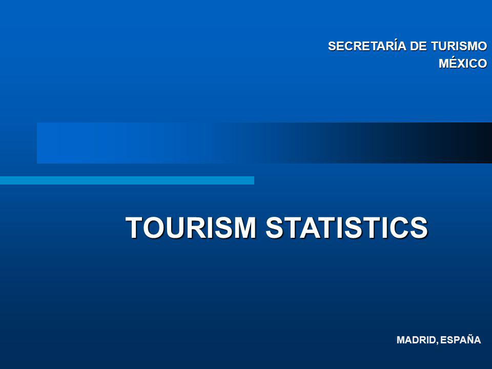ECONOMIC CENSUS WHAT IS NEXT….??? GEOREFERENCY FOR THE TOURISTIC ESTABLISHMENTS
