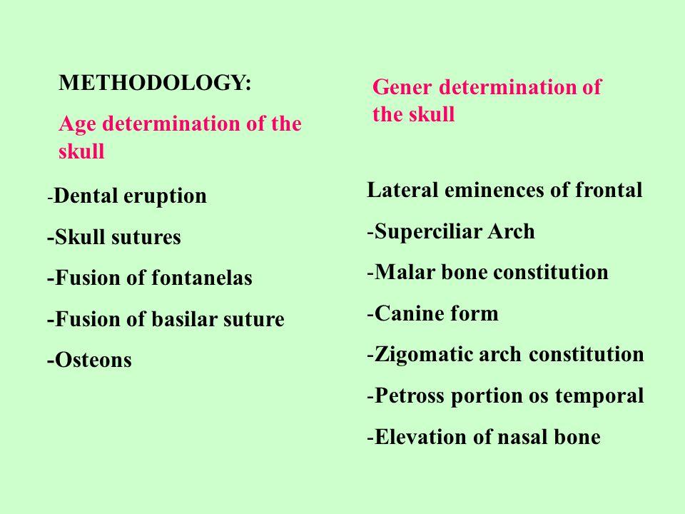 DIRECT METHOD: Paleopatological study Sífilis e modelação tabular ereta, cráneo de Paracas, Ica (Peru) Hiperostose porótica (Anemia) e modelação fronto-ocipital, Costa Central, Peru