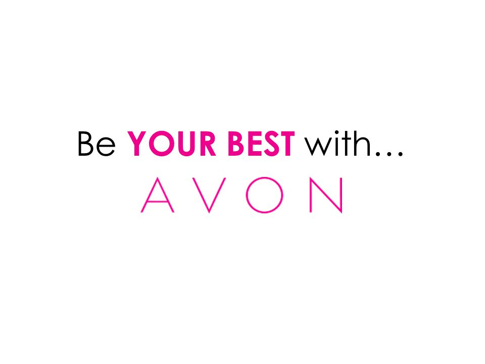 Be YOUR BEST with…