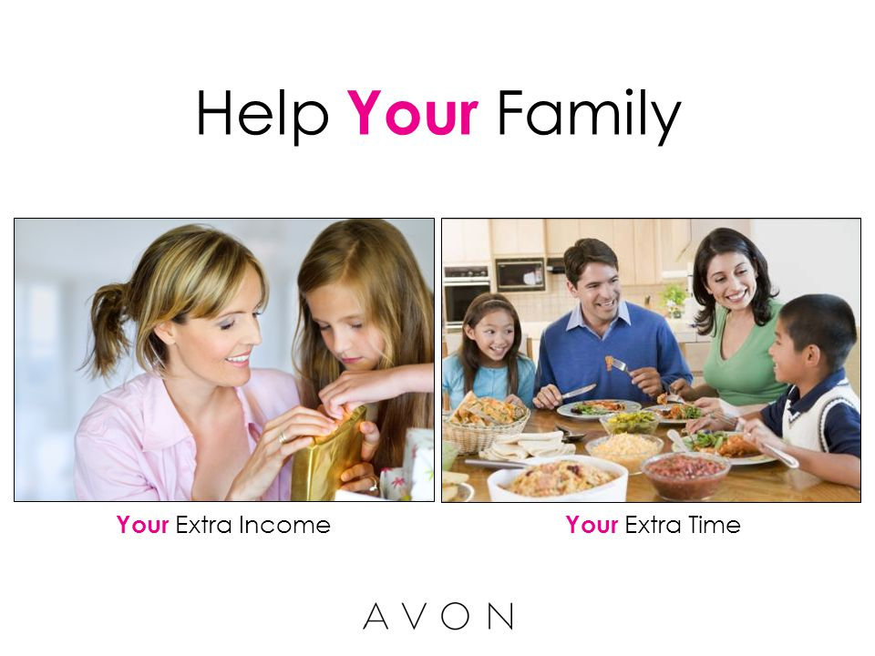 Meet one of Avon s BEST I could never have imagined how much financial freedom Avon would give me.