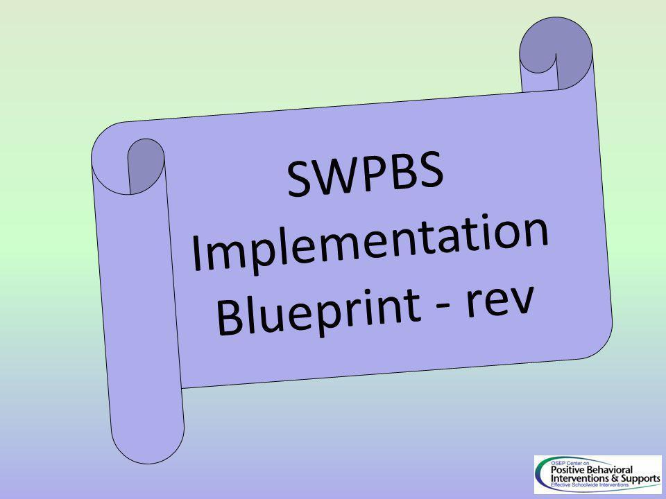 SWPBS Implementation Blueprint - rev