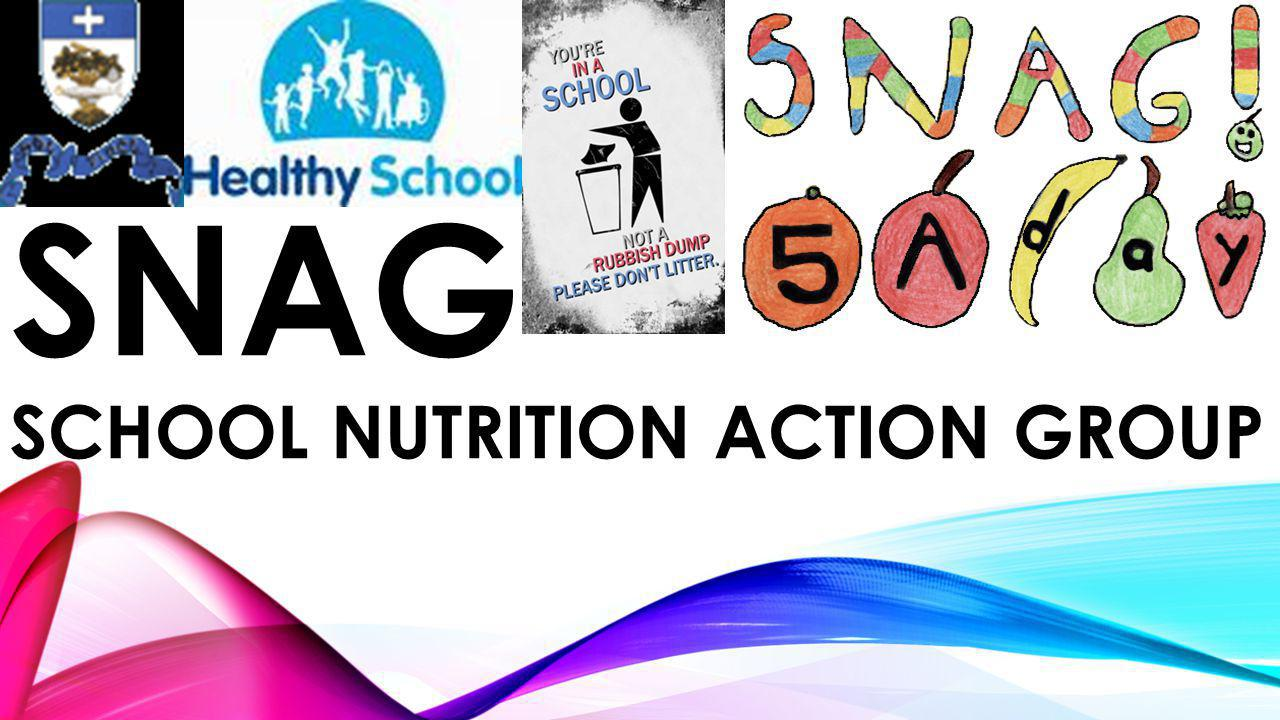 In Holyrood we continue to pride ourselves on how our children and young people lead us in planning activities to improve health and wellbeing and our school SNAG (School Nutrition Awareness Group) is the driving force of this.