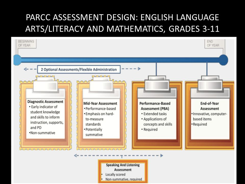 Non-Summative Assessment Components: Diagnostic Assessment designed to be an indicator of student knowledge and skills so that instruction, supports a