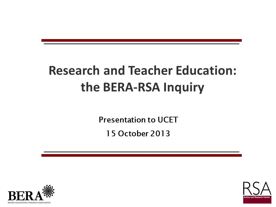 Impact of research-based teaching 6.1  Formal educational policies: teacher standards, investment etc.