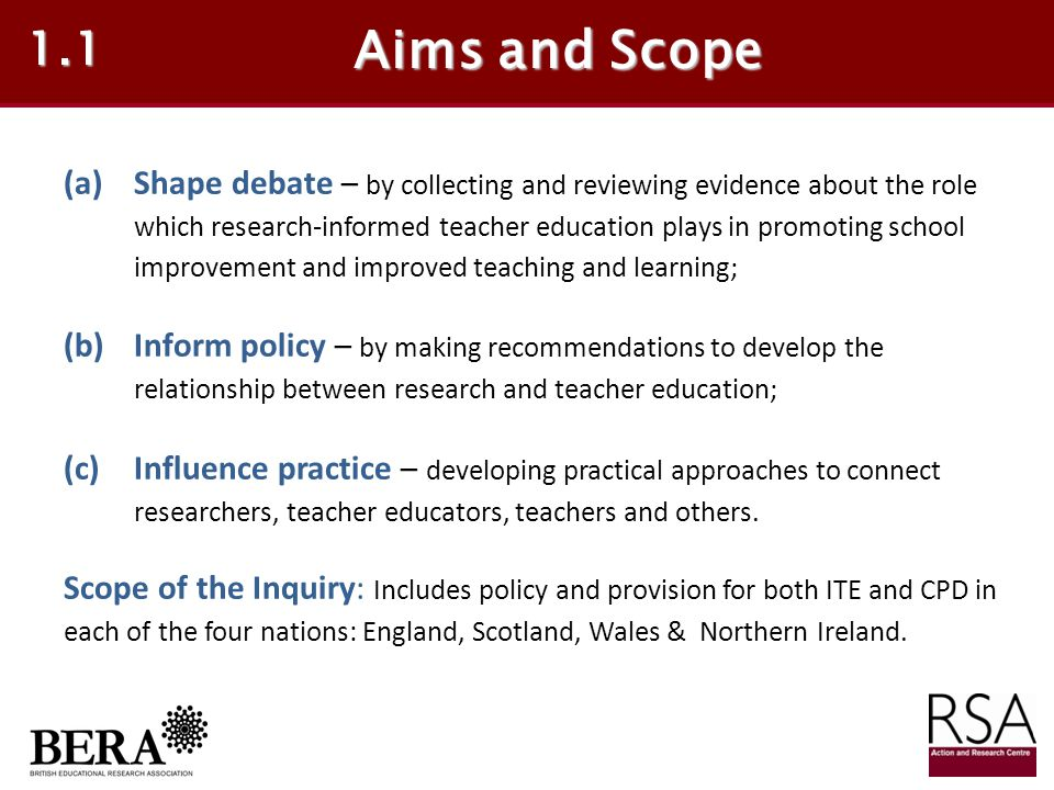Use of data and research as part of broader capacity-building strategies, to create 'data-rich' and 'research-rich' school systems and environments; (shift away from accountability, reducing reliance on regulatory mechanisms and central oversight); 'Outside-inside': use of external input (e.g.