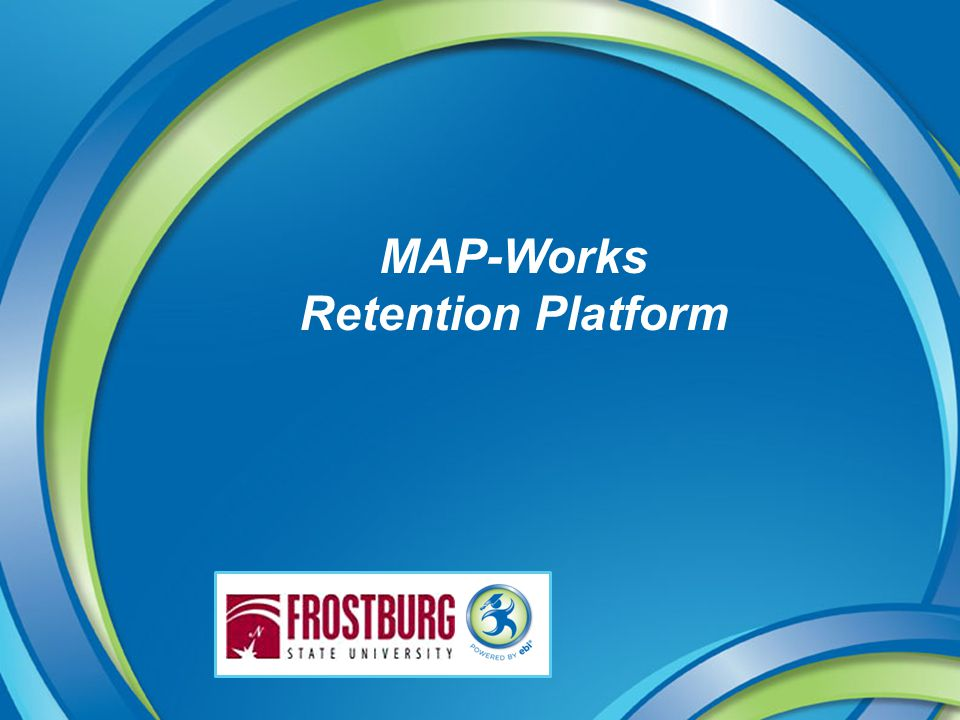MAP-Works Retention Platform
