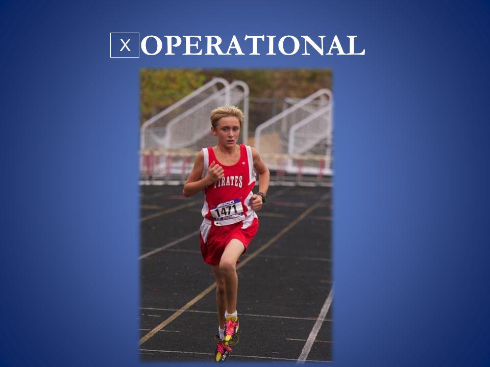 OPERATIONAL X