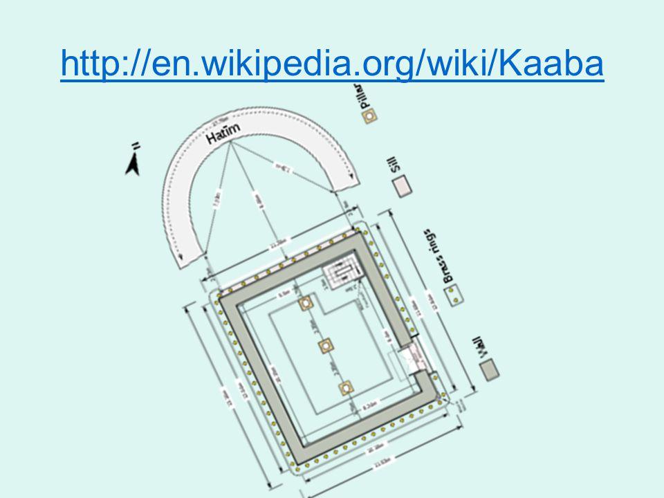 http://en.wikipedia.org/wiki/Kaaba