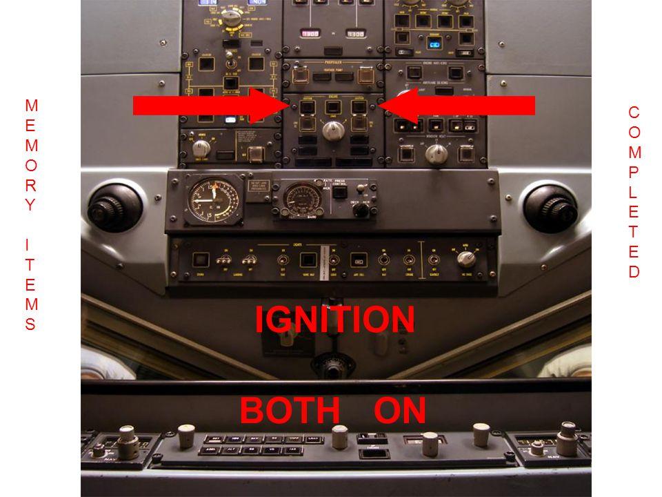 EVACUATION / GROUND EMERGENCY BOTH FUEL LEVERS SHUT PARK BRAKE ON overhead Inform ATC RSP ANNOUNCE EVACUATE LSP