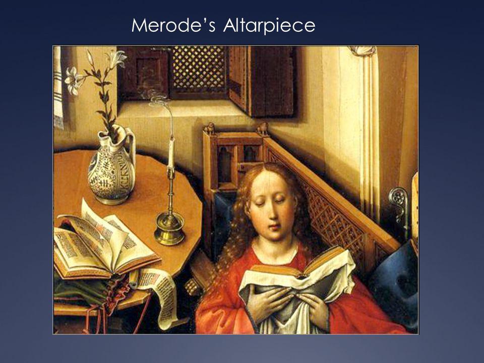 Merode's Altarpiece