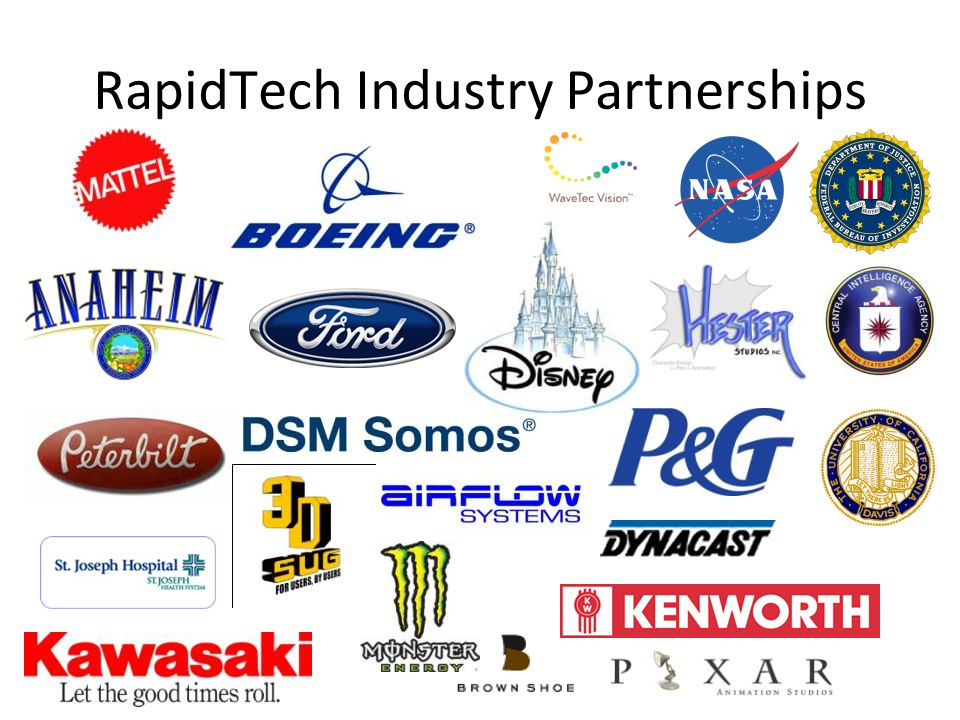 RapidTech Industry Partnerships