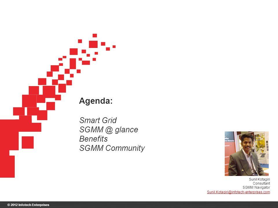 © 2012 Infotech Enterprises 3 Smart Grid – a lot is happening Spending Standards Technology Trends