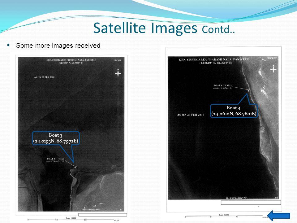 Satellite Images Contd..