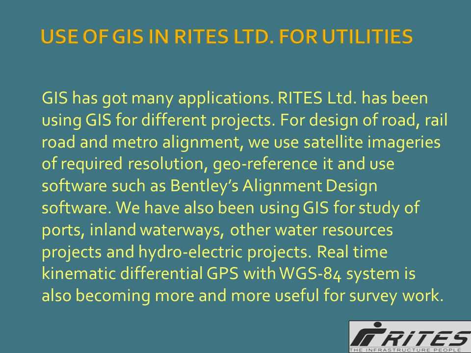 All in all, GIS is a fundamental element of state of the art software solutions for transportation planning and traffic engineering, and the more the two families are integrated, the better results we, as transportation planners, we'll get and the more our job will be understandable and, hopefully, appreciated.