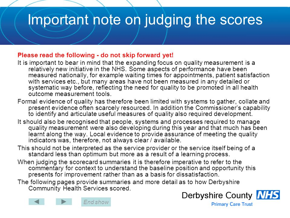Privacy and dignity is respected for all patients, in line with Essence of Care standards Essence of Care Essence of Care (EoC) benchmarking is a framework developed by the Department of Health working in partnership with service user representatives.