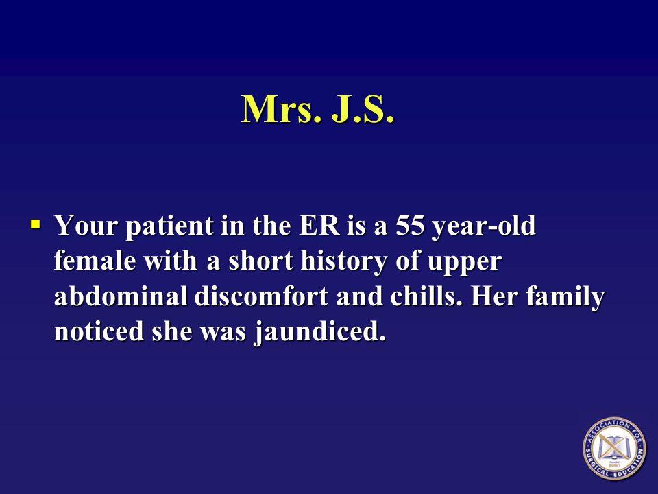 ERCP Patient J.S