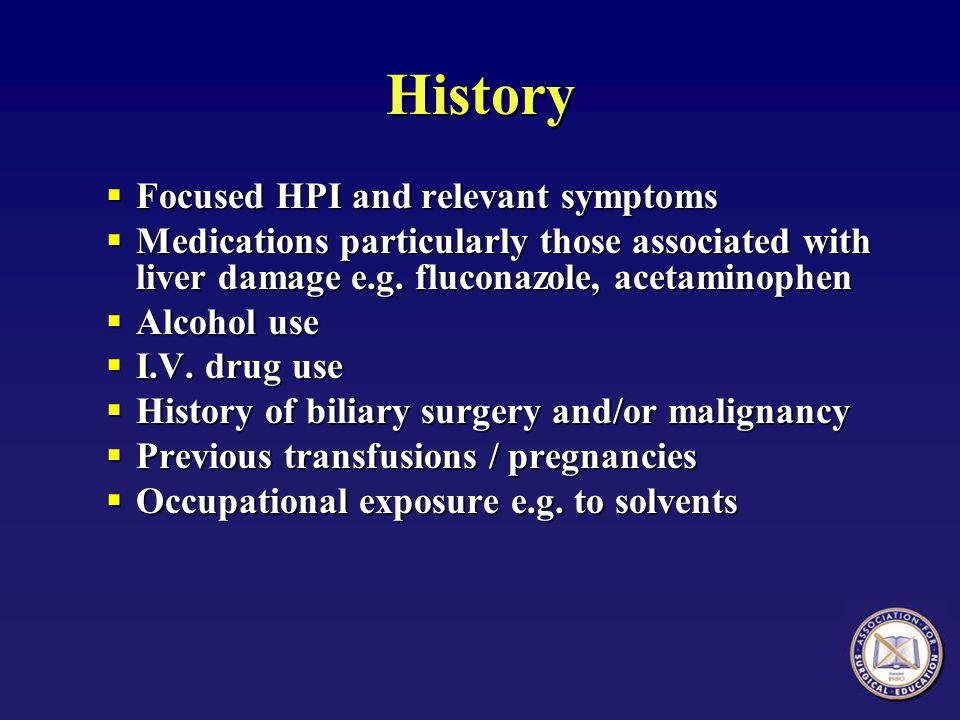 History, Patient J.S.