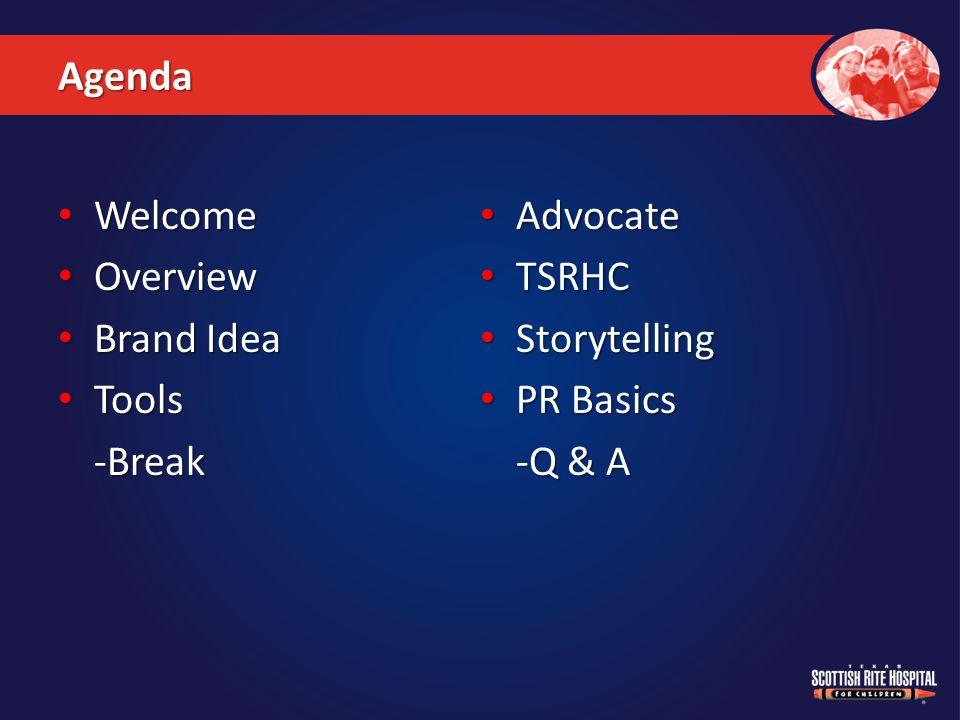 TSRHC Brand Idea