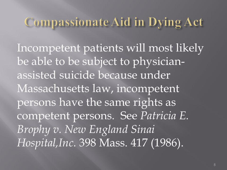 This is true even if there is a law requiring written informed consent to exercise rights.