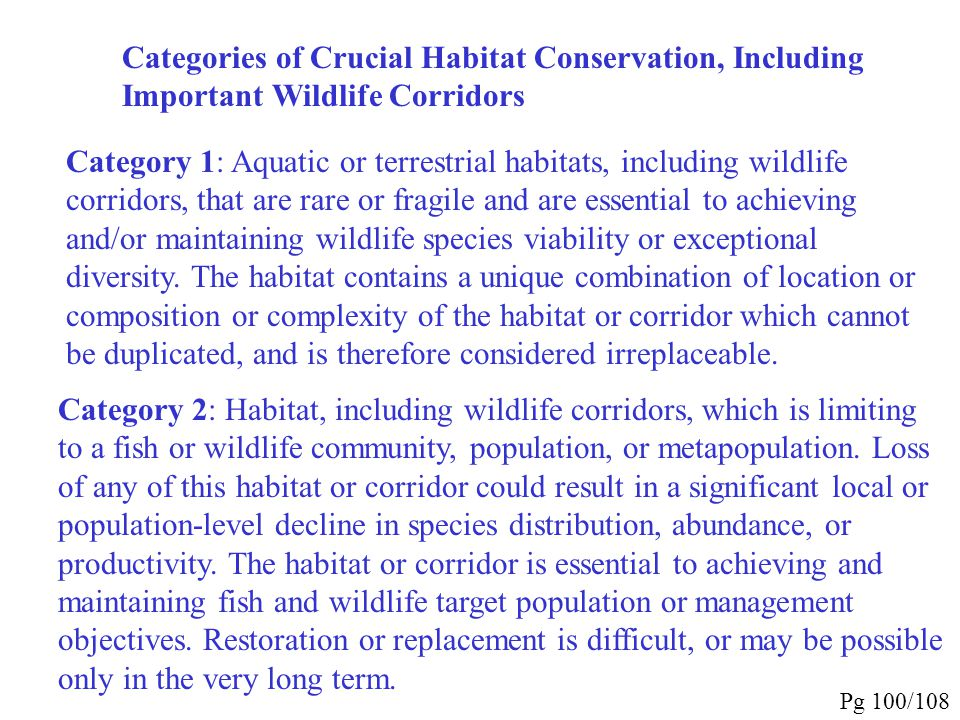 """Identifying Crucial Habitat and Corridors Providing a Regional View """"While housed in each state, data utilized in the systems will be coordinated acro"""