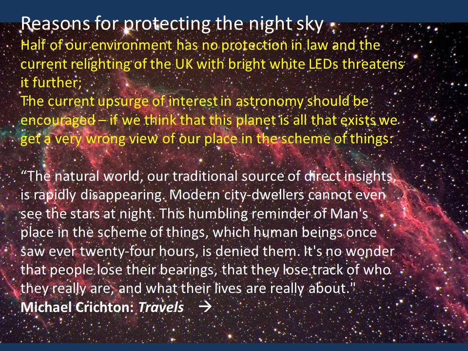 Thank you Bob Mizon www.britastro.org/dark-skies