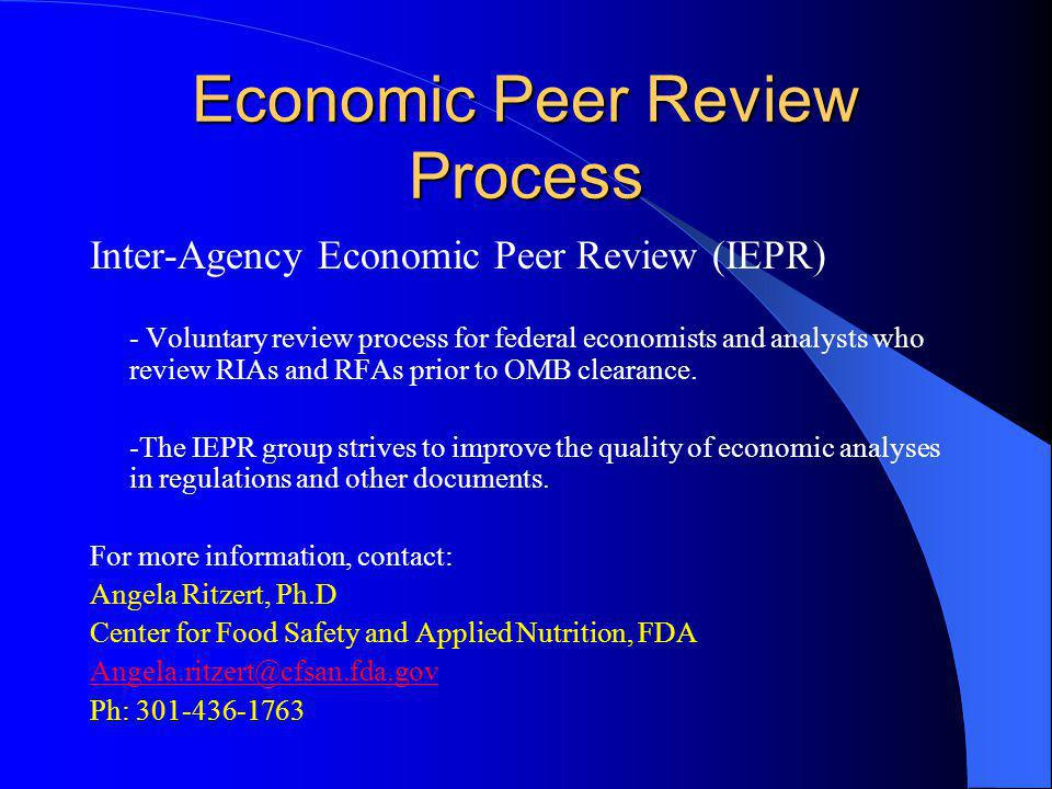 Benefits Model (Error in Analysis) (Error supports faulty policy) (Value of Policy) (Error detected) (Error corrected) (Policy corrected) Benefits of Peer review = Probabilities of