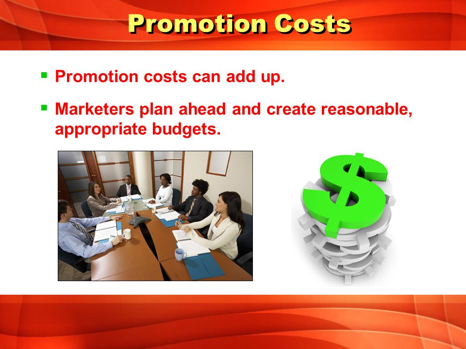 Benefits of Promotion Television Television Radio Radio Newspapers Newspapers Magazines Magazines Internet Internet Television Television Radio Radio