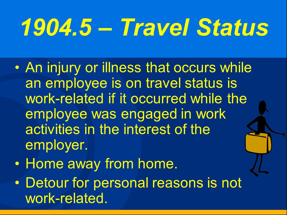 1904.5 – Exceptions Personal tasks outside assigned working hours. Personal grooming, self medication for non-work- related condition, or intentionall