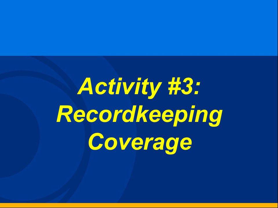 1904.12 Musculoskeletal Disorders No special recording criteria.