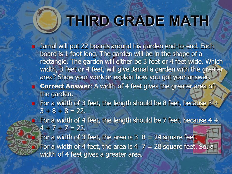 EXAMPLES-MATH n OLD PROBLEM- (little rigor) n Tina had 15 balloons.