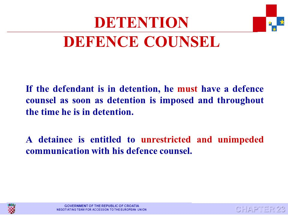 Detention shall be ordered if there is danger that the defendant, who was not accountable at the time of committing the offence, could commit a severe criminal offence due to a severe mental disturbance.