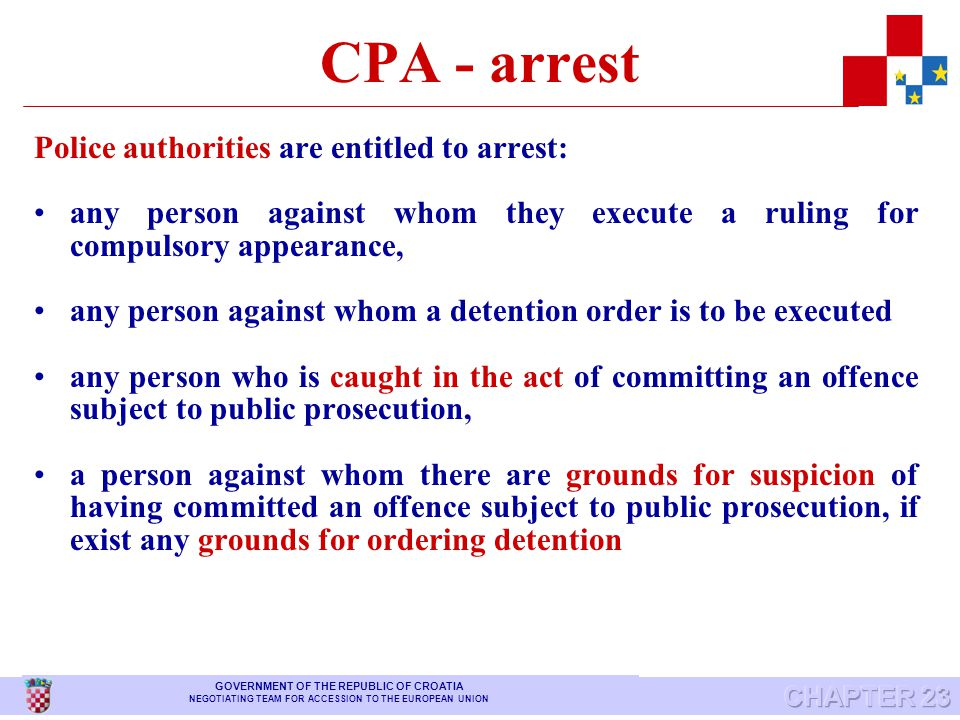 CPA - bail The defendant who shall be or has already been detained because of the danger of flight may remain at large or may be released provided tha
