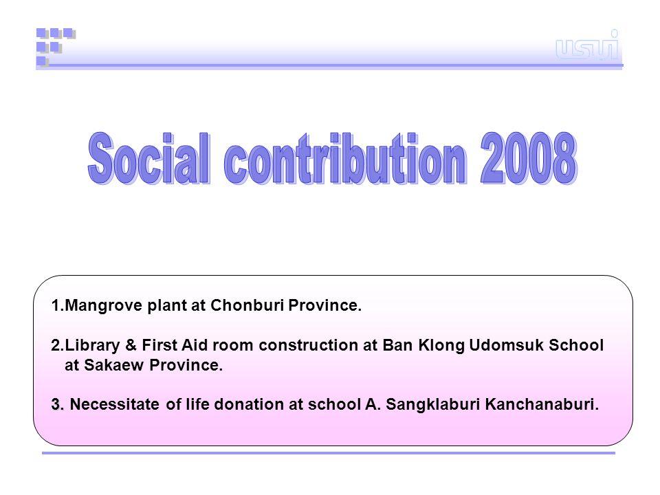 1.Mangrove plant at Chonburi Province.