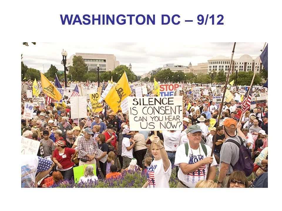 WASHINGTON DC – 9/12