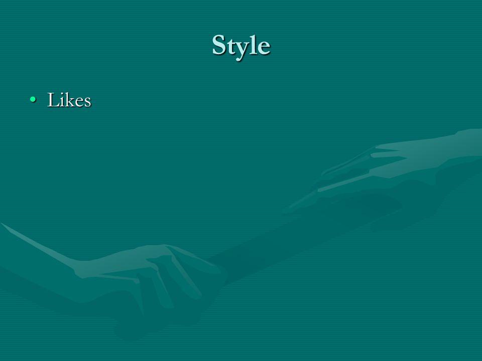 Style LikesLikes