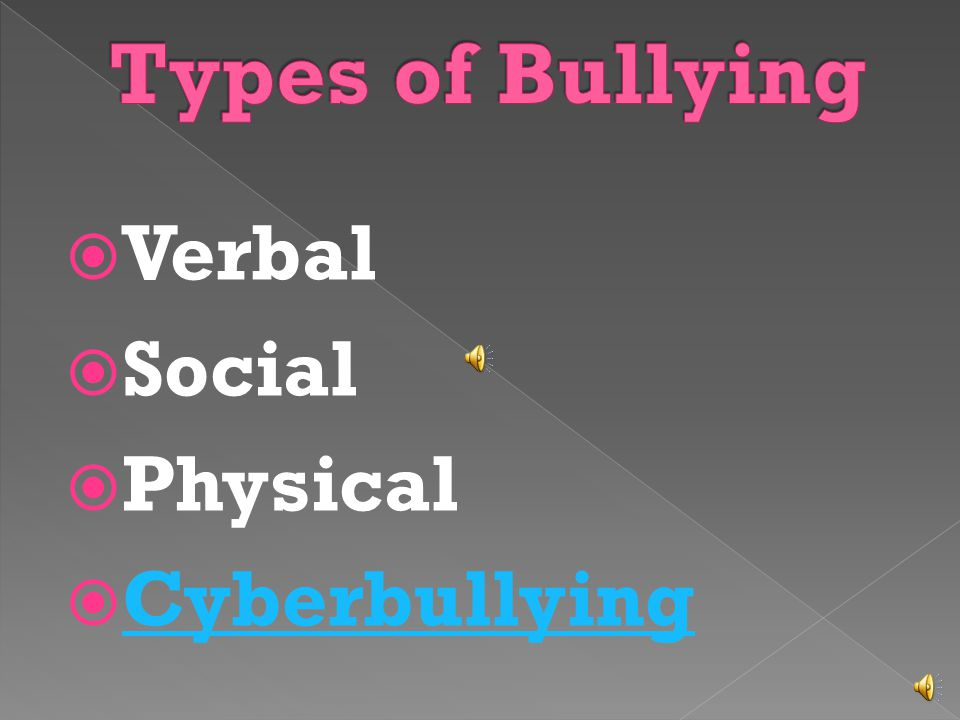 Take a stand and do not join in. Support the person being bullied.