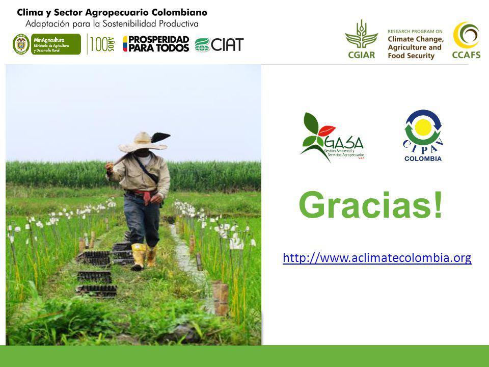 Gracias! http://www.aclimatecolombia.org